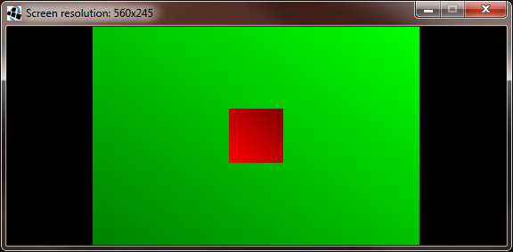 Keep screen aspect ratio with different resolutions using libGDX
